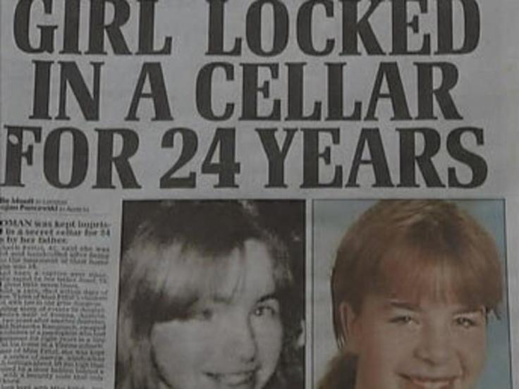 girl locked
